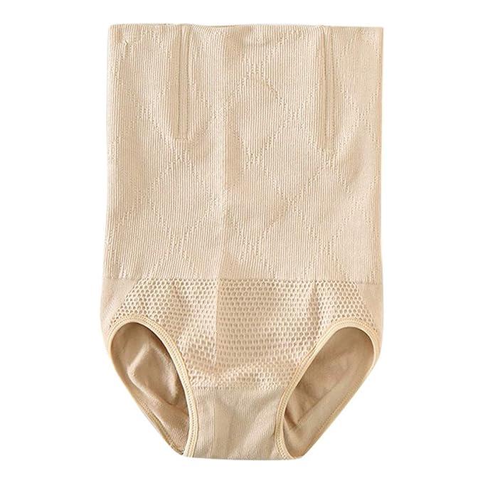 Atractivo Underwear, Internet_Mujer Embarazada Cintura Alta Transpirable Pantalones Abdominales Posparto para Palacio Calido, Calzoncillos para Dar Forma al ...