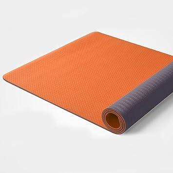 Amazon.com : Yoga mat Eco Friendly Non Slip, High Density ...