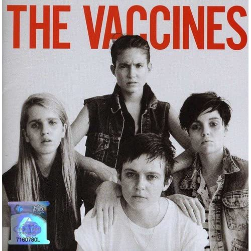 The Vaccines: Come Of Age (Audio CD)