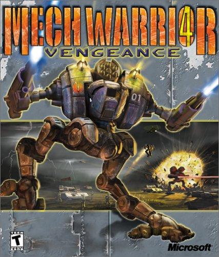 MechWarrior 4: Vengeance (輸入版) B00004YLZM Parent
