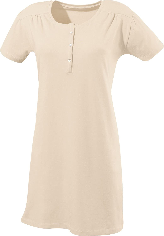 laritaM Nachthemd Single-Jersey
