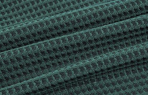 invierno Cuello Otoño Outerwear Vintage Abrigos Verde Mujeres De Casual Battercake Manga Color Coat Larga Punto Abierto Solido Solapa Frente Mujer Elegante Fashion Casuales Sencillos Cardigan Chaquetas TRgqzR1