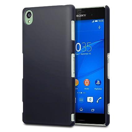 Amazon.com: Sony Xperia Z3 Caso, Terrapin [Slim Fit] híbrido ...