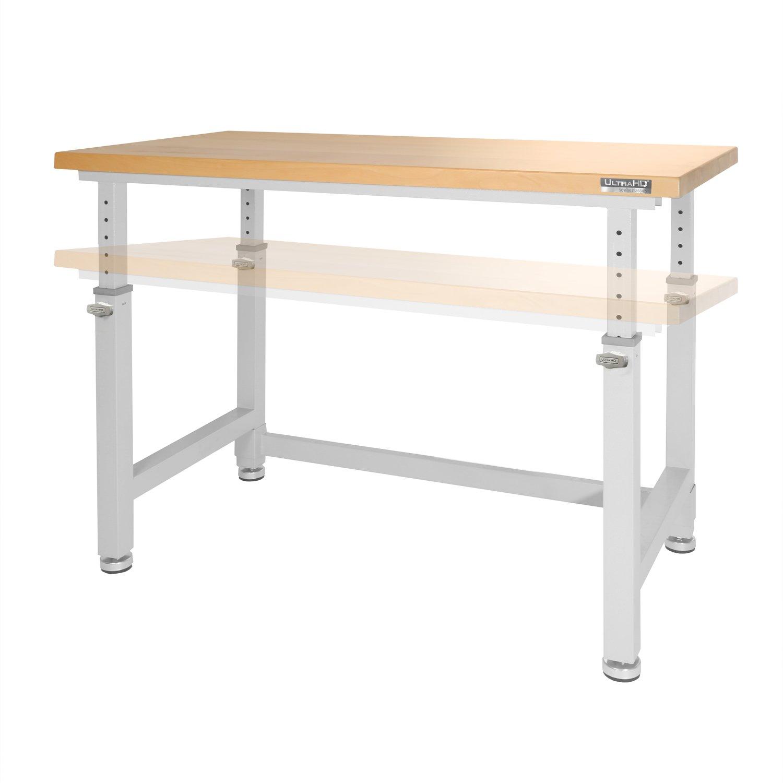 Amazon.com: UltraHD mesa de trabajo de calidad, de madera ...