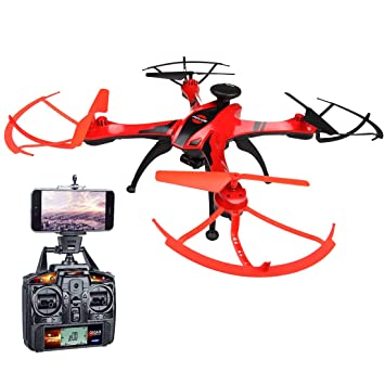 deAO Venom Pro Drone FX176C2 RC Cuadricoptero 2.4GHz - GPS ...