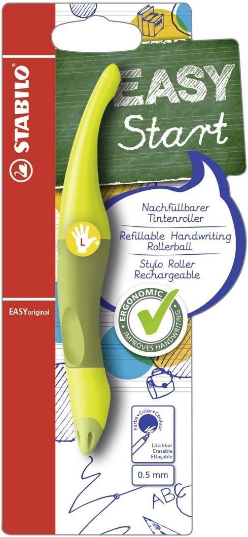 Stabilo EASYoriginal Rollerball Pen, Left-Handed, Lime/Green