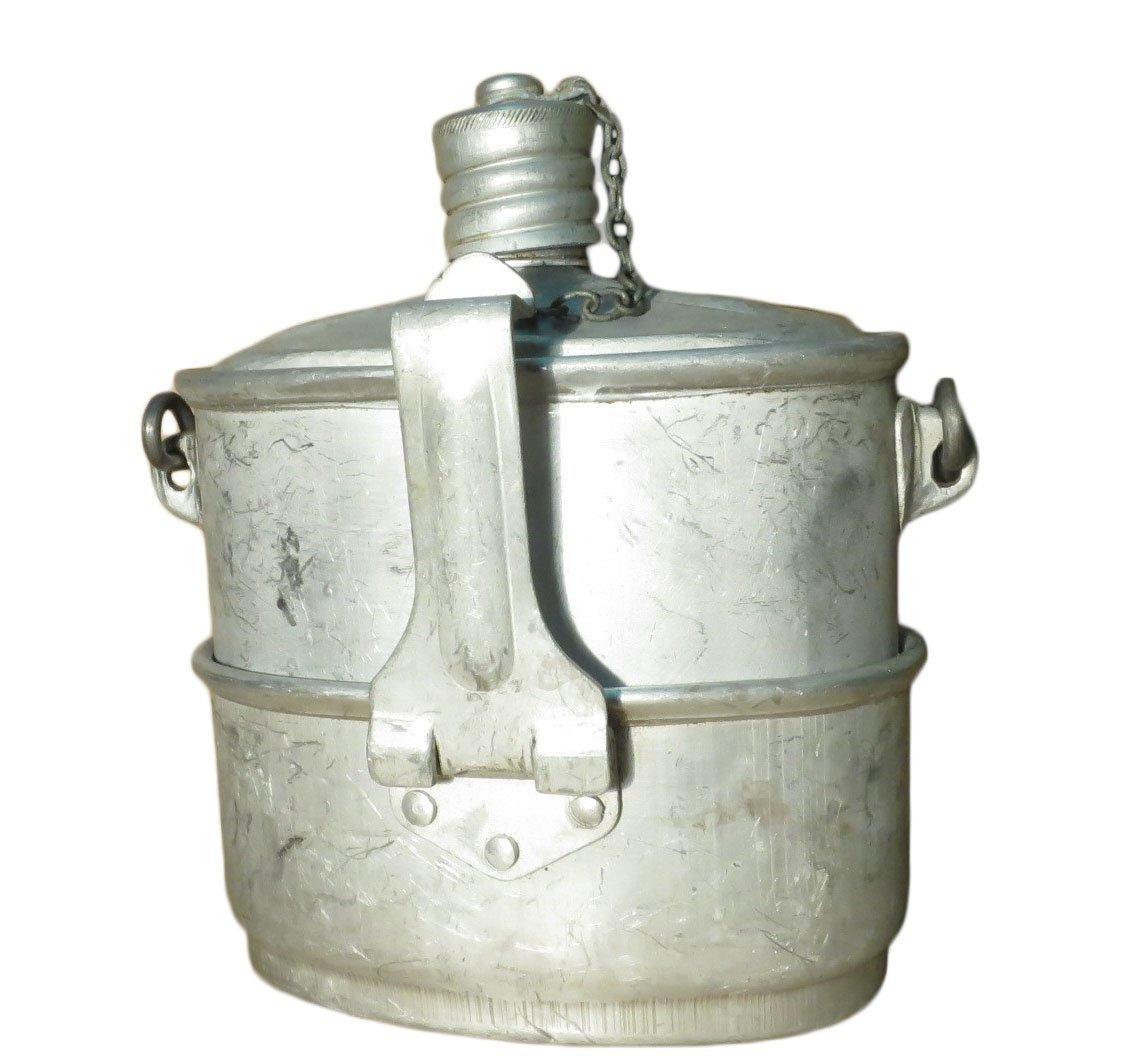 ロシア軍 空挺作戦部隊 VDV ВДВ 兵士食事用 飯盒 2in1セット