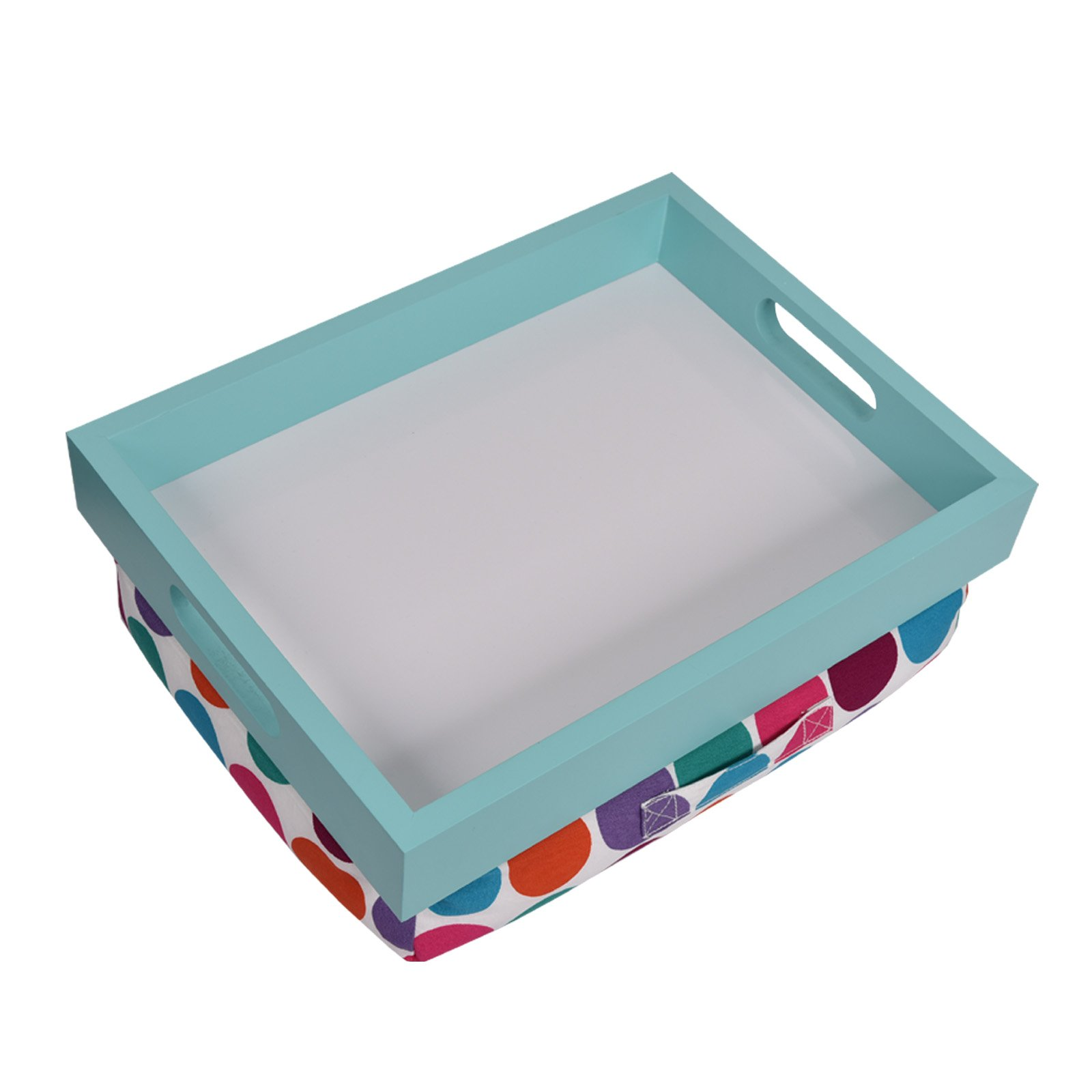 WELLAND Lap Desk (Handles Colorful Dots)