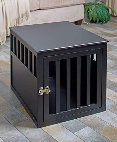 The Lakeside Collection End Table Pet Crate
