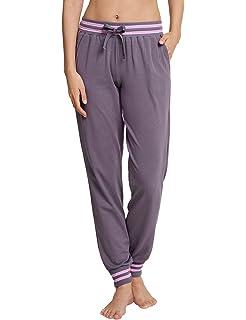 286eca7f504dd Uncover by Schiesser Damen Schlafanzughose Sweat Pants  Amazon.de ...