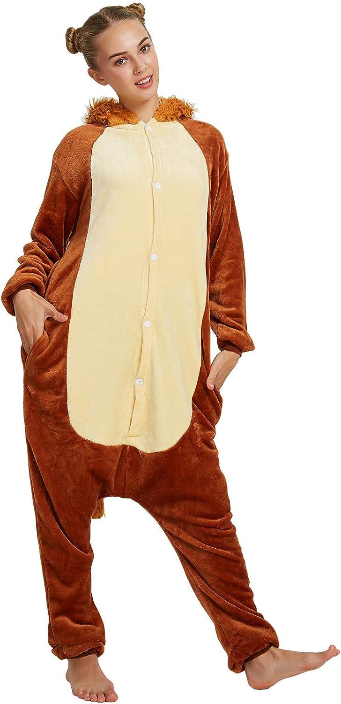 Onesie for Women Adult Cartoon Animal Unicorn Pajamas Christmas Halloween Cosplay Onesie Costume