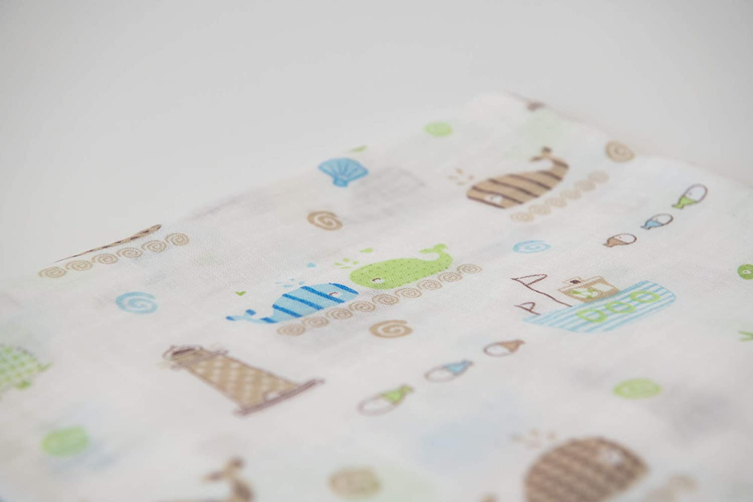 Swaddle Blanket Adjustable Infant Baby Swaddling Wrap Set of 2 Baby Swaddling Wrap Receiving Blankets for Boys and Girls Made in Soft Furry Cotton