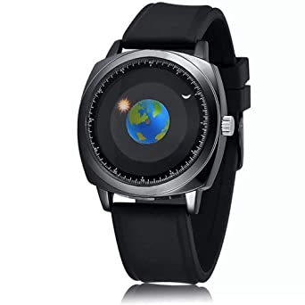 MINILUJIA 50M Waterproof Men World Map Watches Travel The World Watch on equator map, us and europe map, australia map, google map, continent map, country map, canada map, middle east map, earth map, philippines map, united states map, america map, london map, hemisphere map, tectonic plates map, global map, austria map, syria map, robinson map, usa map,