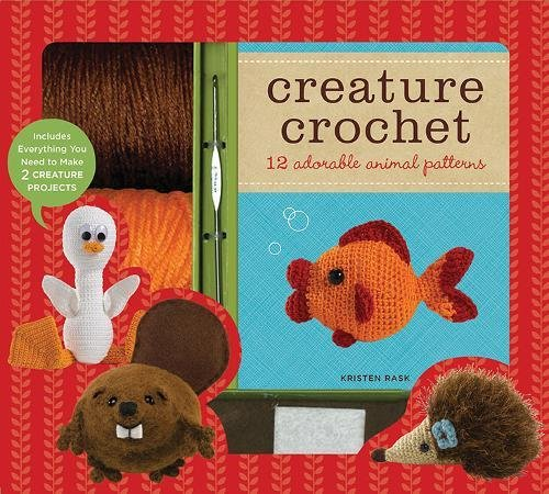 Creature Crochet: 12 Adorable Animal Patterns
