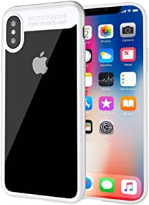 Baseus Protection Cover For Iphone X- White, ARAPIPHX- SB02