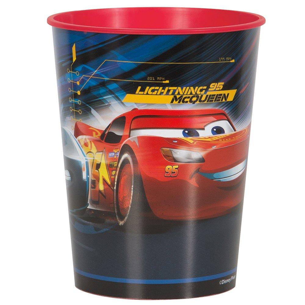 16oz Disney Cars Plastic Cup Unique Industries Inc. 59927