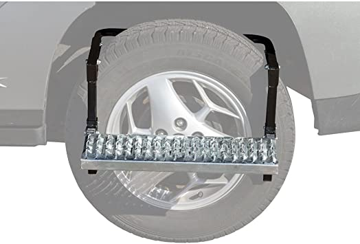 Rage Powersports PWS Folding Wheel Step 220 capacity