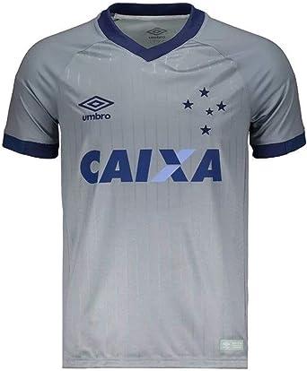 Camisa Masculina Cruzeiro Of. 3 2018 (S/N)