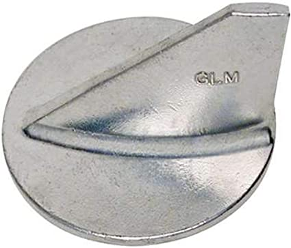 Glm Aluminum Trim Fin Anode For Mercruiser Alpha One Many Mercury Outboards 31640a1 Boat Engine Parts Amazon Canada