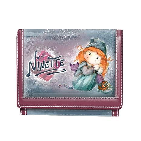 Forever Ninette Origin Monedero, 12 cm, Azul: Amazon.es ...
