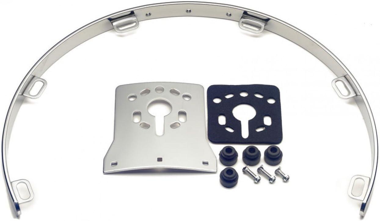 Stagg 00795 14-inches borde tamaño práctico soporte arnés para ...