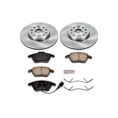 Autospecialty KOE4623 1-Click OE Replacement Brake Kit: Automotive