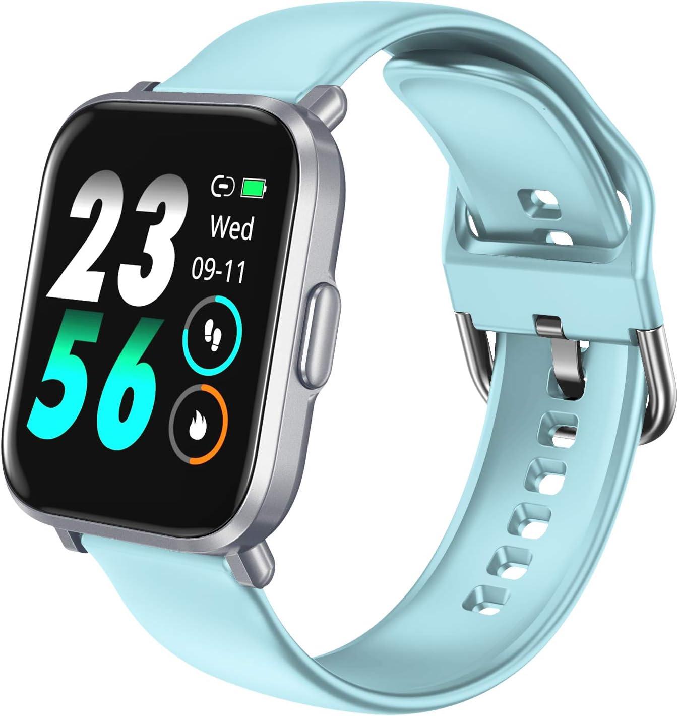 Smartwatch impermeable HolyHigh (4 colores) por 27,99€ con el #código: 4VLBP5ME