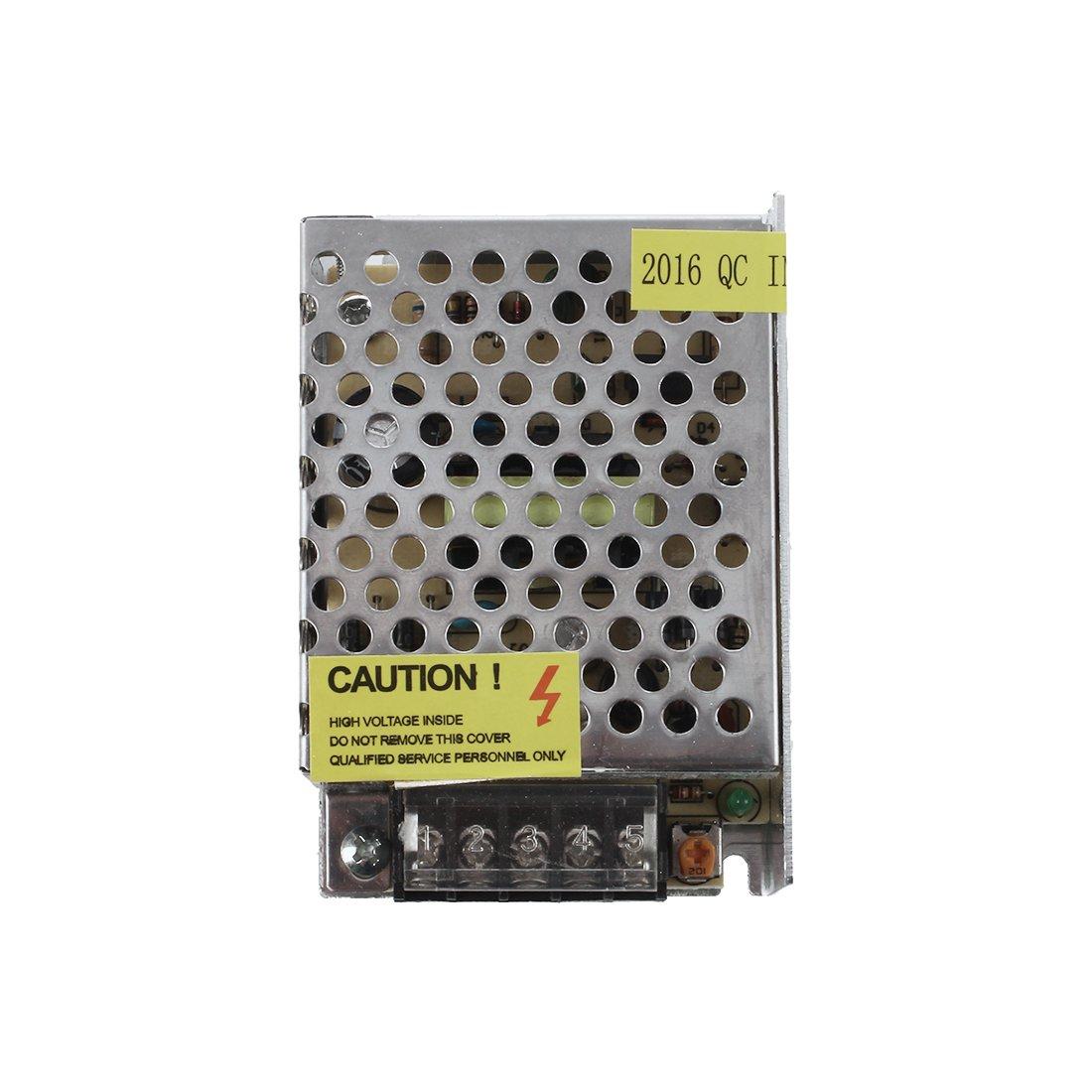 SODIAL(R) 25W LED TRANSFORMATEUR CONVERTISSEUR 220V A 12V POUR G4