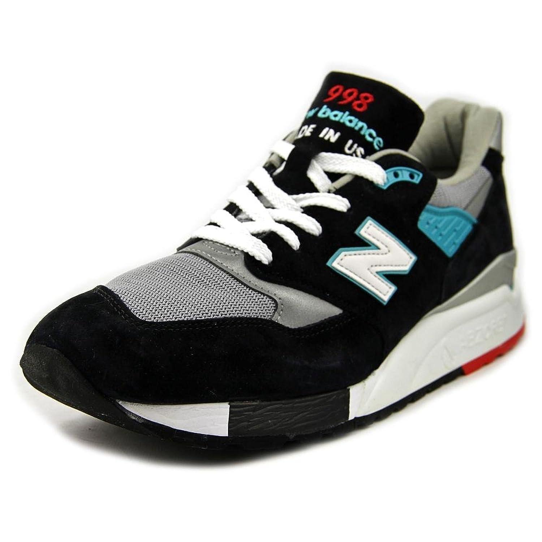 detailed look c63eb fe1b8 New Balance M998, CBB black/grey: Amazon.co.uk: Shoes & Bags
