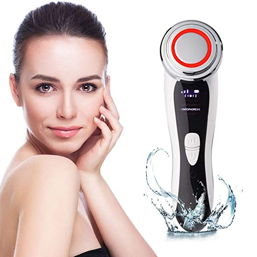 Amazon.com: 5 IN 1 Face Massager, Daily Care Facial Firming Massage Device, Skin Tightening Rejuvenation Anti Aging Remove Wrinkles Beauty Kit: Beauty