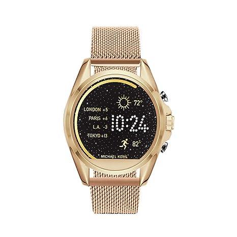 lamshaw Classic silicona para reloj de pulsera para Michael ...