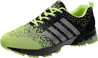 Darringls Zapatillas de Deporte Respirable para Correr Deportes ...