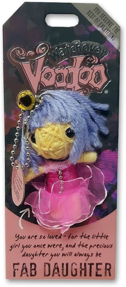 Watchover Voodoo Super Sensational Son Good Luck Doll