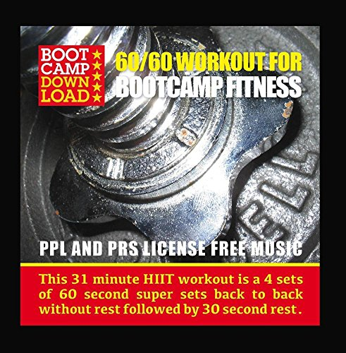 Price comparison product image 60 / 60 Workout Music for Boot Camp Fitness