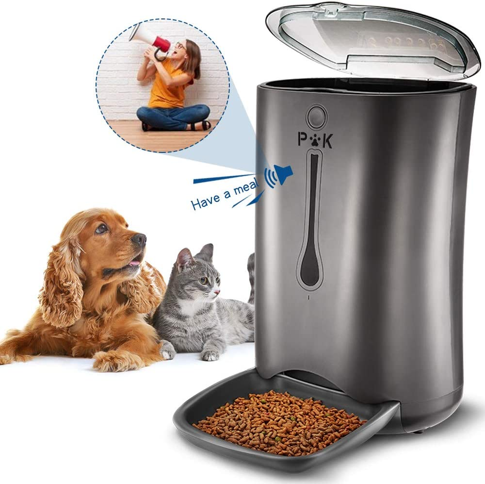 Puppy Kitty Automatic Pet Feeder