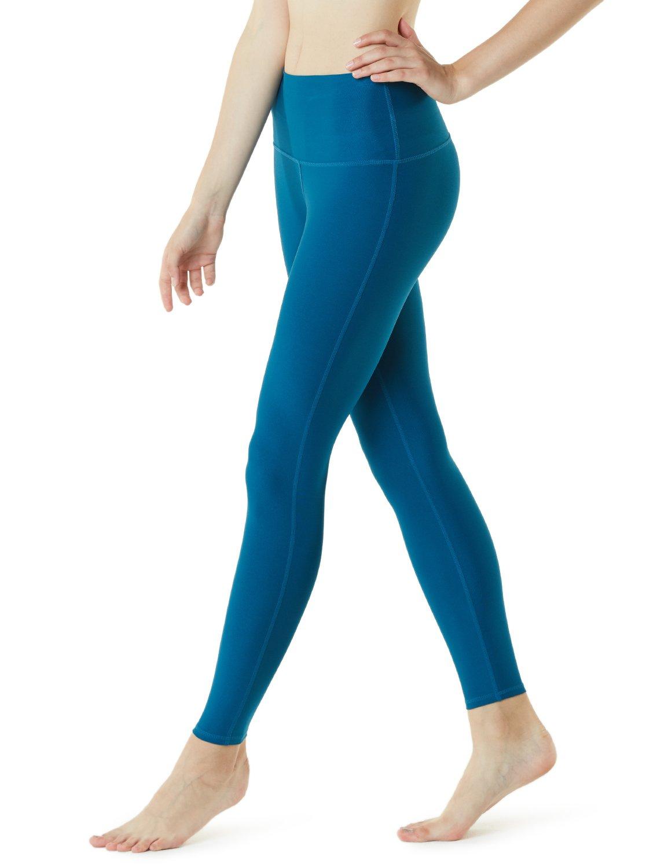 Tesla Yoga Pantalones High-Waist Tummy Control w Bolsillo ...