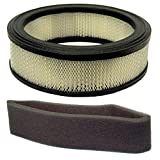 MaxPower 334342 Replacement Air Filter for Briggs and Stratton 394018S/394018/392642