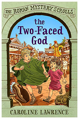 - The Two-Faced God: The Roman Mystery Scrolls 4 (Roman Mysteries Scrolls)