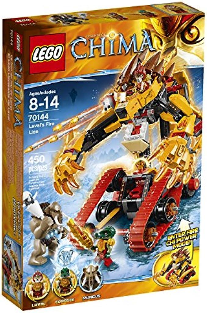 LEGO Chima 70144 Laval's Fire Lion