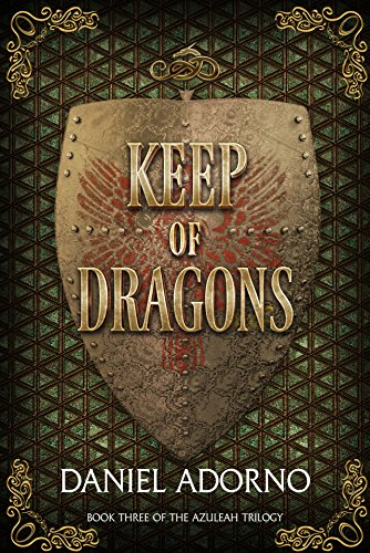 Keep of Dragons (The Azuleah Trilogy Book 3)
