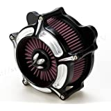 Turbine Deep Cut harley Air Cleaner air filter harley air Intake system For Harley Touring parts electra glide road king street glide 2008-2016