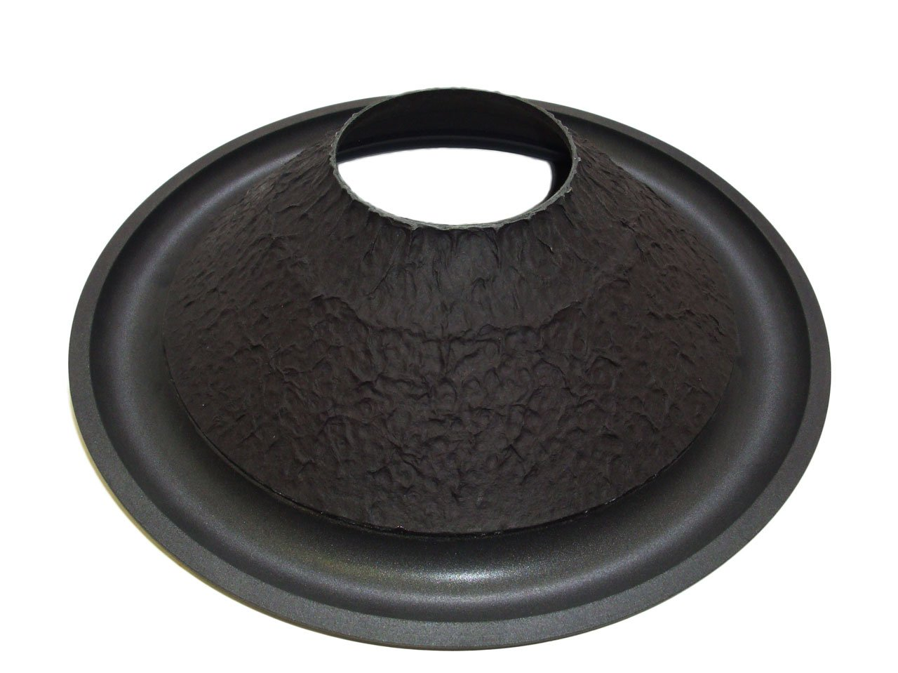 15'' Kevlar Pulp Subwoofer Cone with Heavy-Duty Wide-Roll Foam Surround - 4'' VC