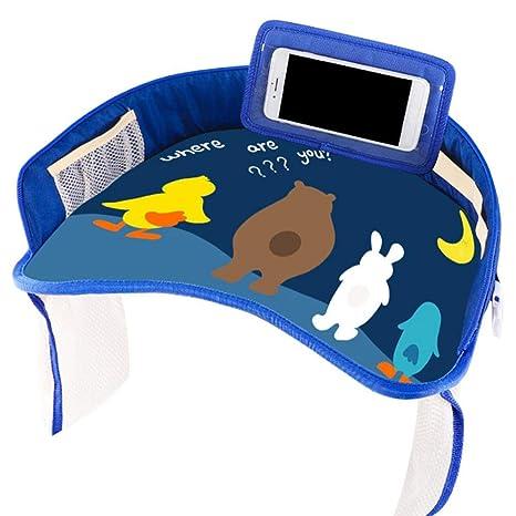 Mesa para niños en la Asiento de Coche Bandeja para Coche ...