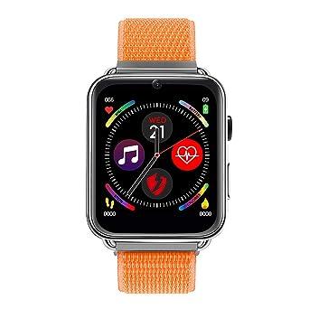 Greetuny WiFi 4G Smartwatch con Tarjeta (Nano) SIM, IP67 Reloj ...