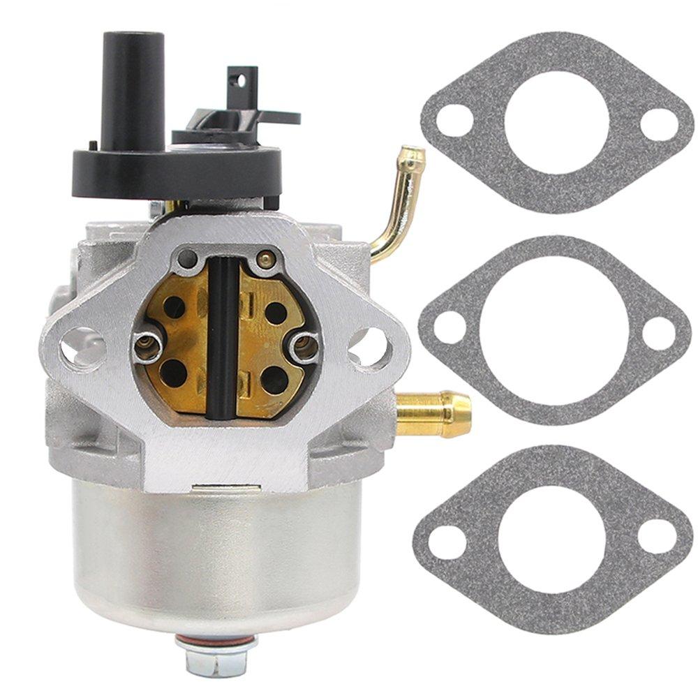 CCR2450 carburetor for Toro 210 221 Powerclear Snowblower Briggs & Stratton 801396 801233 801255 0841322 Cycle Lawnboy Insight CCR3650 (CCR2450) HOOAI