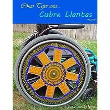 Cubre Llantas Decorativa Tejida Con Mandalas Y Formas Fractales: Una Cubierta Decorativa Para Las Llantas