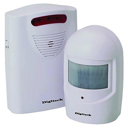 B2 – Alarma Wireless A, resistente a la intemperie, para jardín, cobertizos, garajes externo estructuras