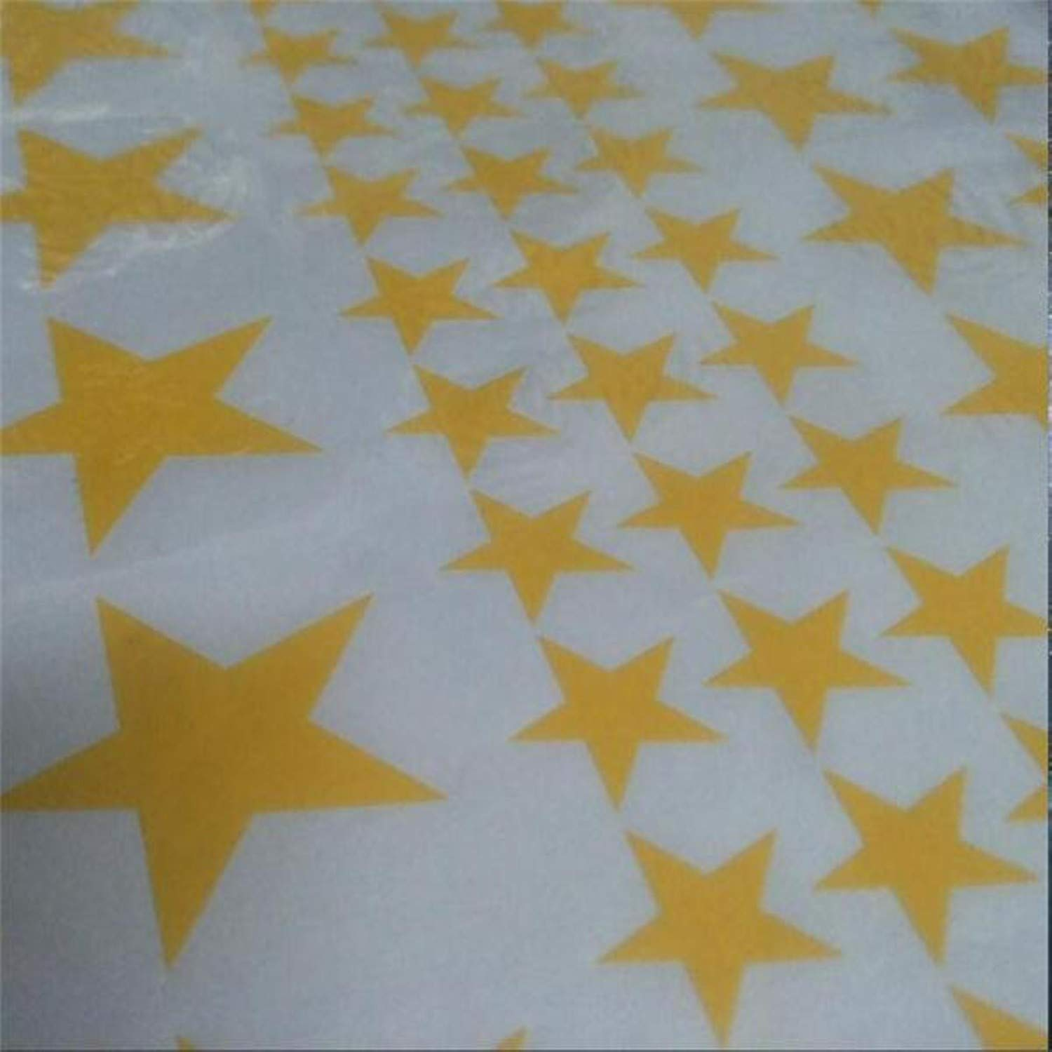 Amazon.com: Chitop New Cartoon Starry Wall Stickers for Kids Rooms - Home Decor Little Stars Wall Decals - Baby Nursery DIY Vinyl Art Mural (Yellow): Home & ...