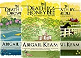 Death by a HoneyBee by Abigail Keam front cover