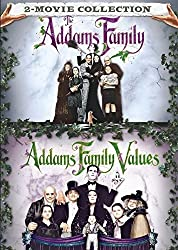 The Addams Familyaddams Family Values 2 Movie Collection